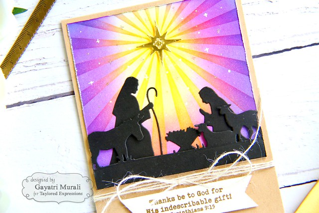 Gayatri Wednesday card #2 closeup1