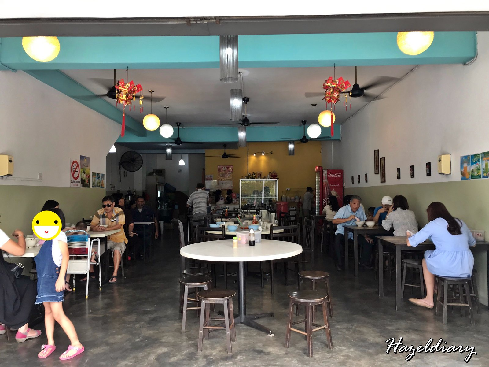 Restoran Ming Xuan-Lei Cha Fan Kulai-3