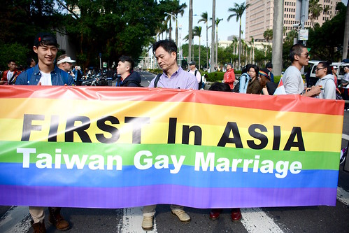 Taiwan Through the Prism of Marriage Equality | by TCIJ