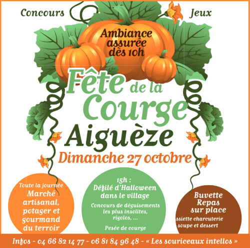 FETE COURGE