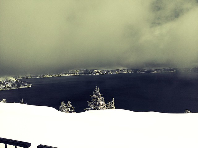 Crater Lake, Crater Lake National Park 5/22/2013