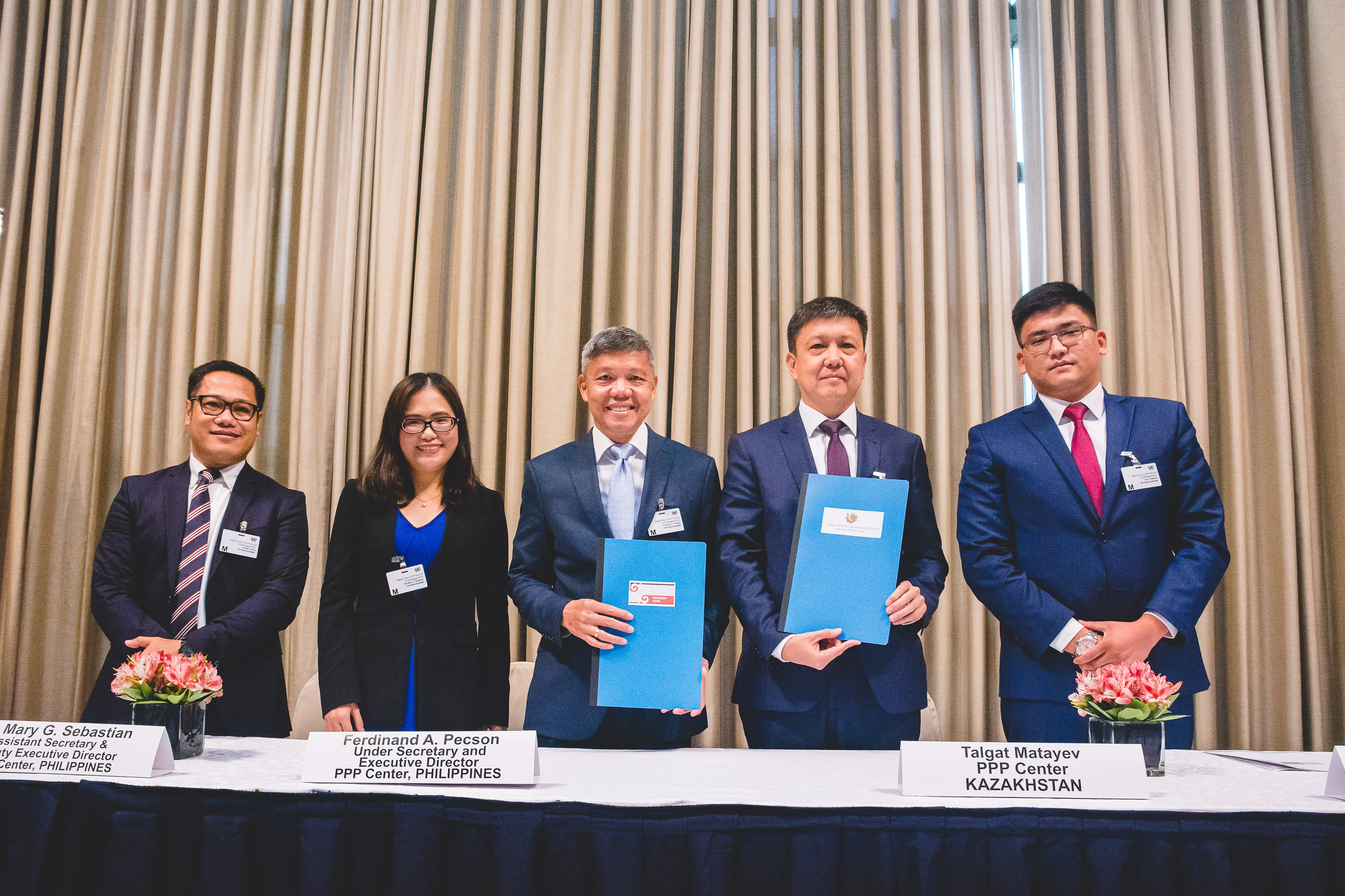 2nd meeting Infrastructure financing and PPP - Manila 7-9 August 2019