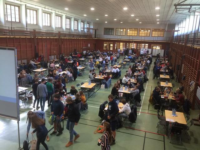 SAB neemt deel aan Internationaal Wiskundetoernooi