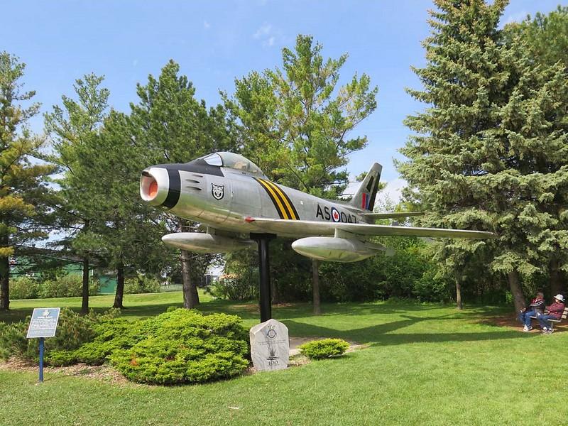 Canadair Sabre Mk.V 00001