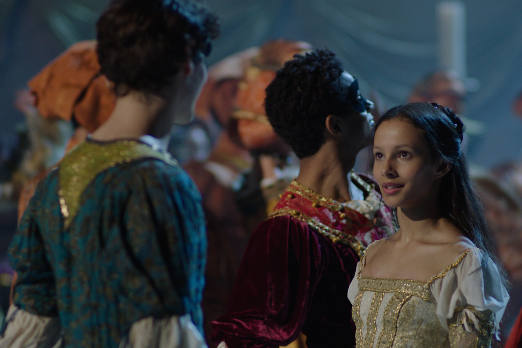 Francesca Hayward In A Still From Romeo And Juliet Beyond