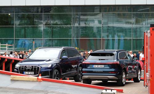 Audi Q7 facelift / E-Tron Photo