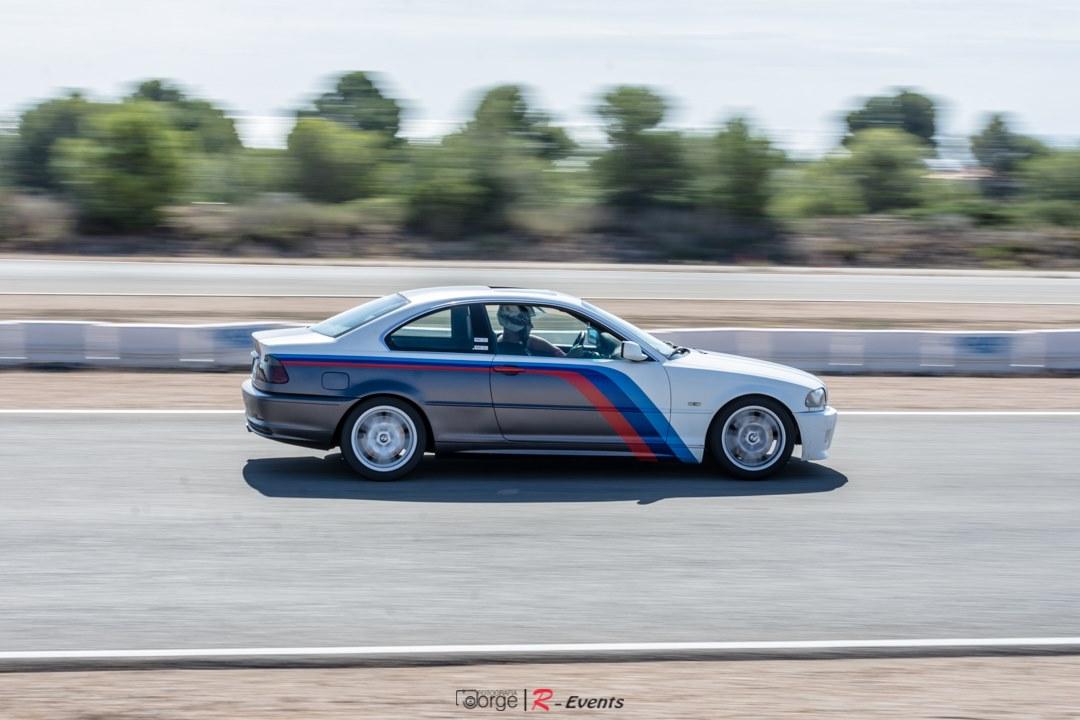 BMW e46 330i - Calafat 09/2019