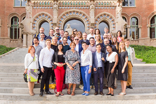 European Young Leaders (EYL40) Barcelona 2019