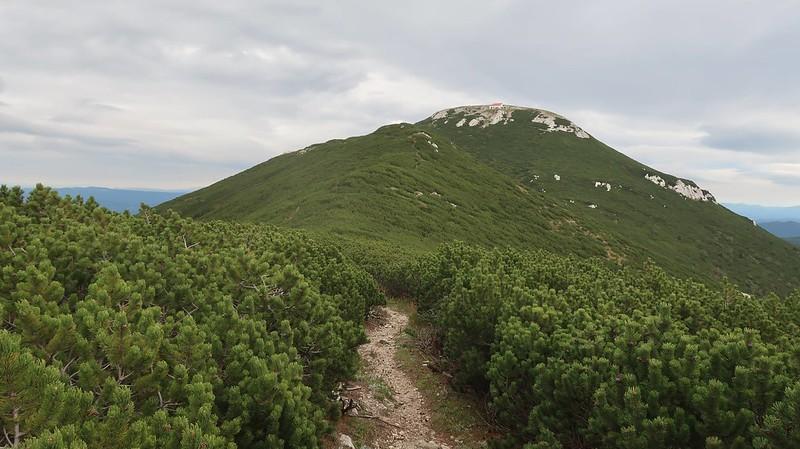 Veliki Snežnik 1796 m, SLOVENIA, September 2019