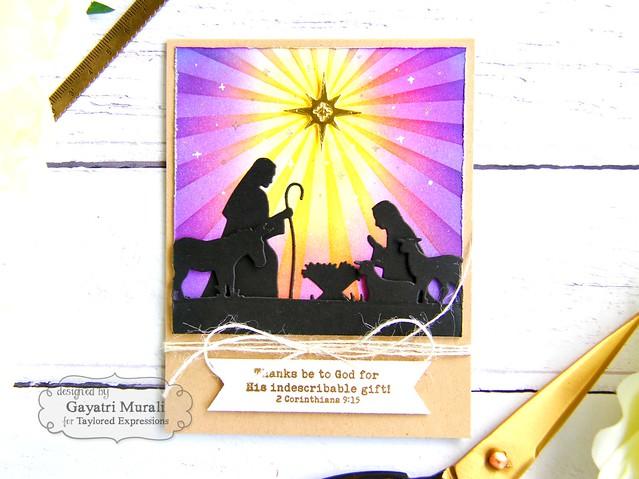 Gayatri wednesday card #2