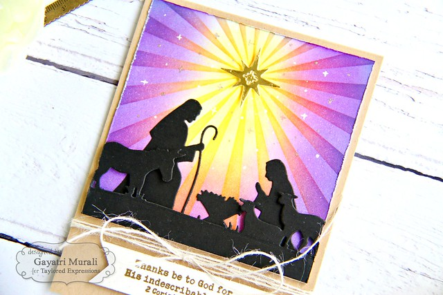 Gayatri Wednesday card #2 closeup