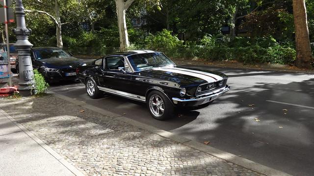 ab 1968 Ford Mustang GT (2.Generation) Gneisenaustraße in 10961 Berlin-Kreuzberg
