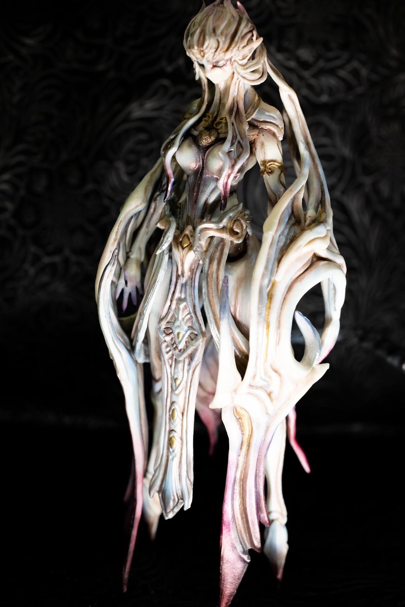 ネンドビト 燕巫女