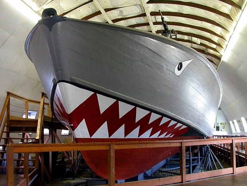 PT Boat PT-796 00004