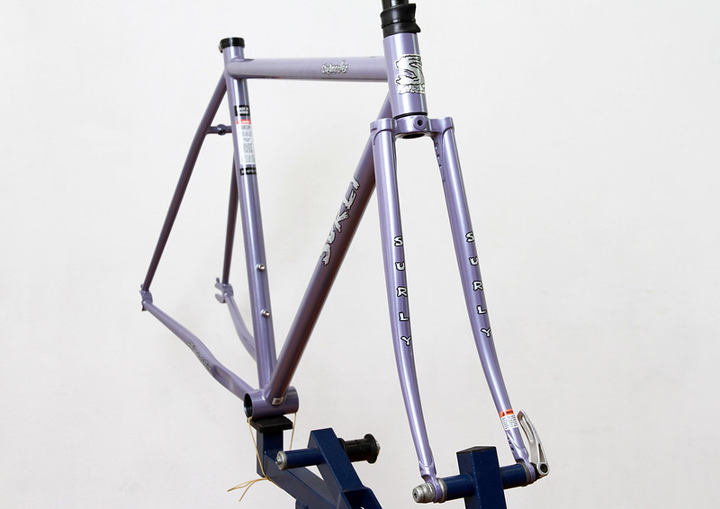 Surly / Steamroller / Metallic Lilac