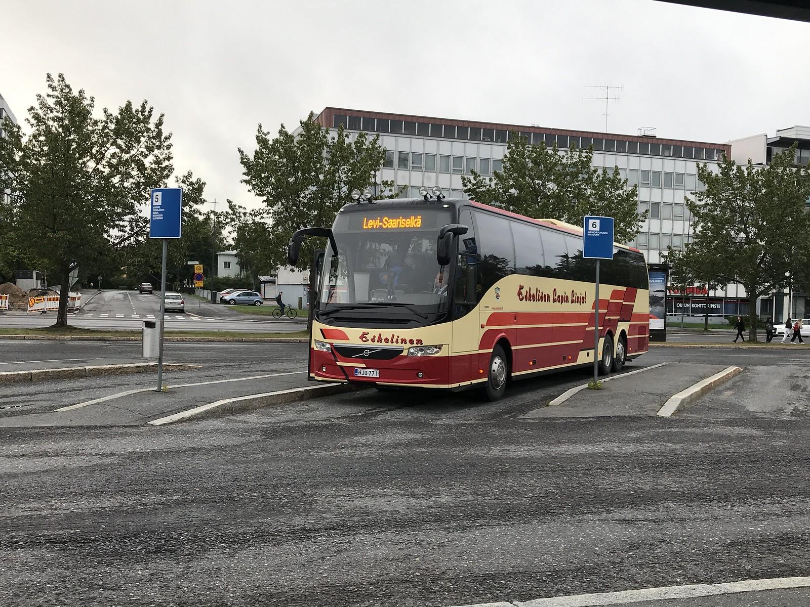Oulu - Tromso