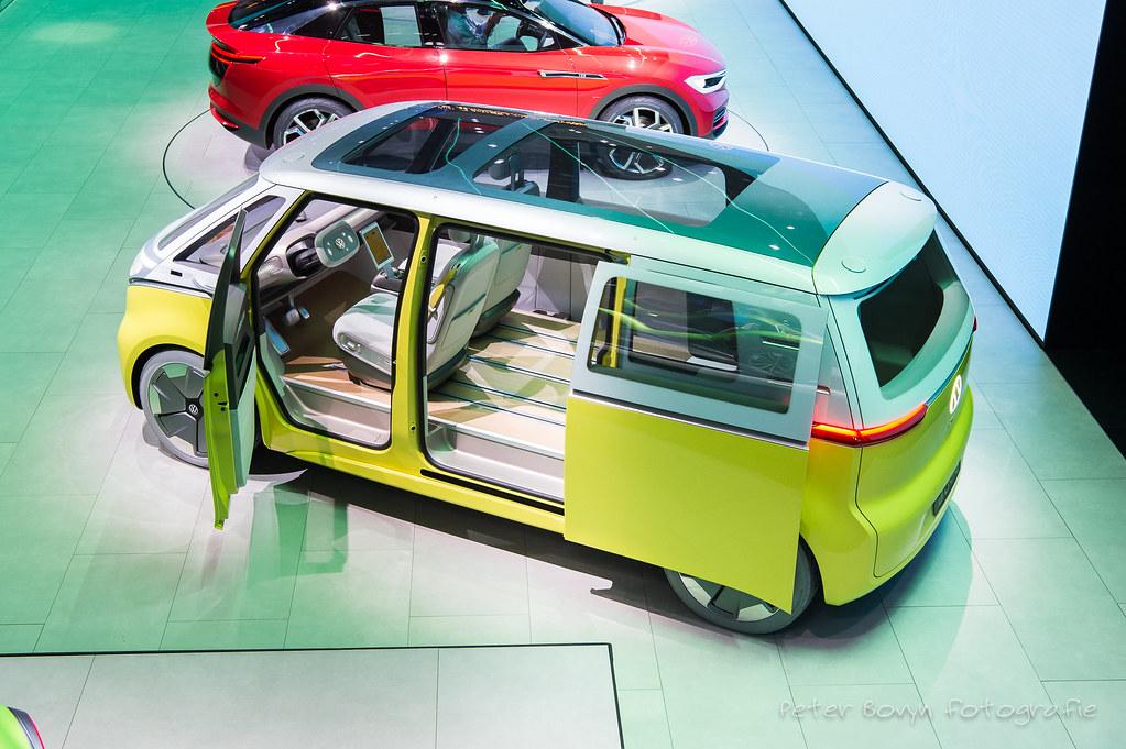 Volkswagen ID. Buzz Concept - 2017