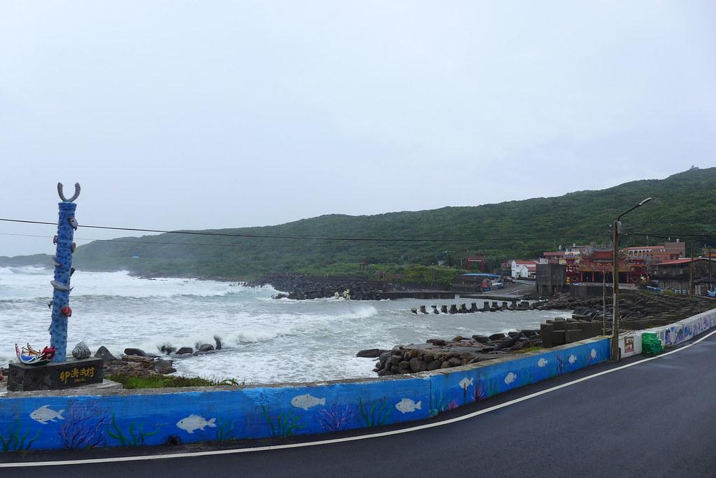 靜謐的卯澳漁村,近年傳出政府要擴建遊艇港,財團也開始收購土地。孫文臨攝