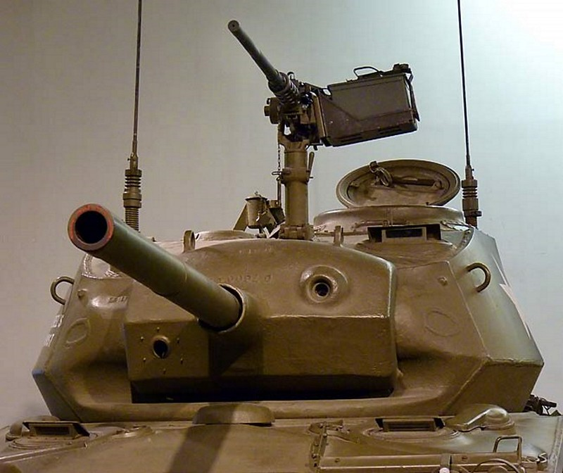 M24 Chaffee Light Tank 5