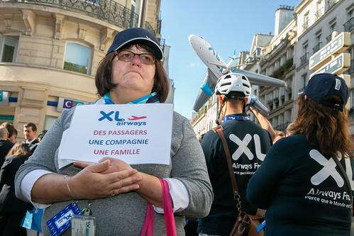 23092019manifestation XL Airways17