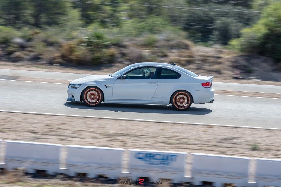 BMW M3 e92 - Calafat 09/2019