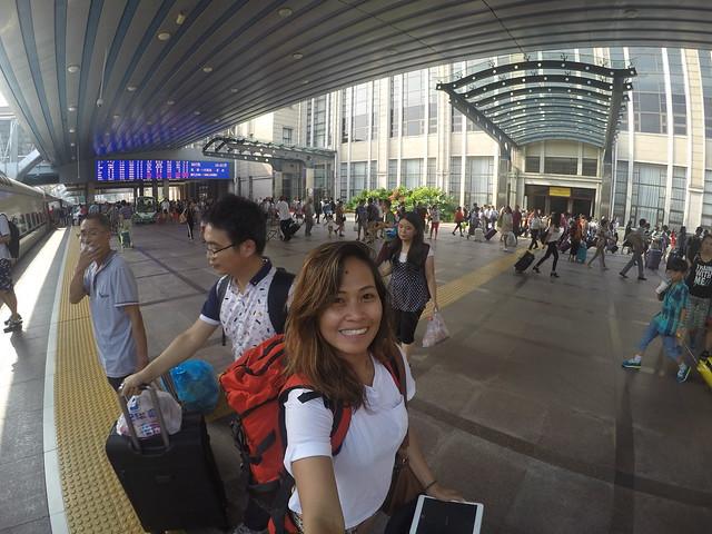 Beijing Central Station