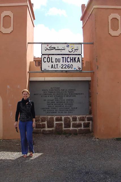 Tizi-n-Tichka, Marokko | Mooistestedentrips.nl