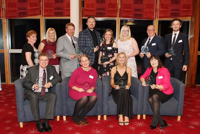 NHS Fife Achievement Awards 2019