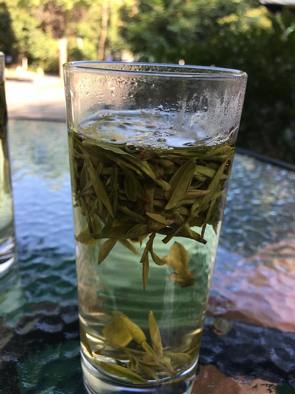 Long Jing tea