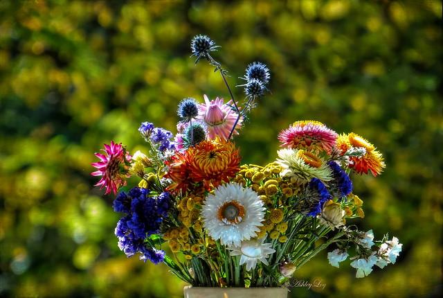 Fall bouquet....