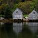Old Wharf near Peggy's Cove, Nova Scotia