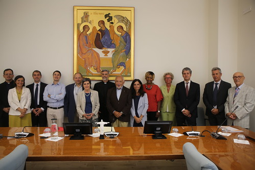 New Board of Directors of the John Paul II Youth Fondation