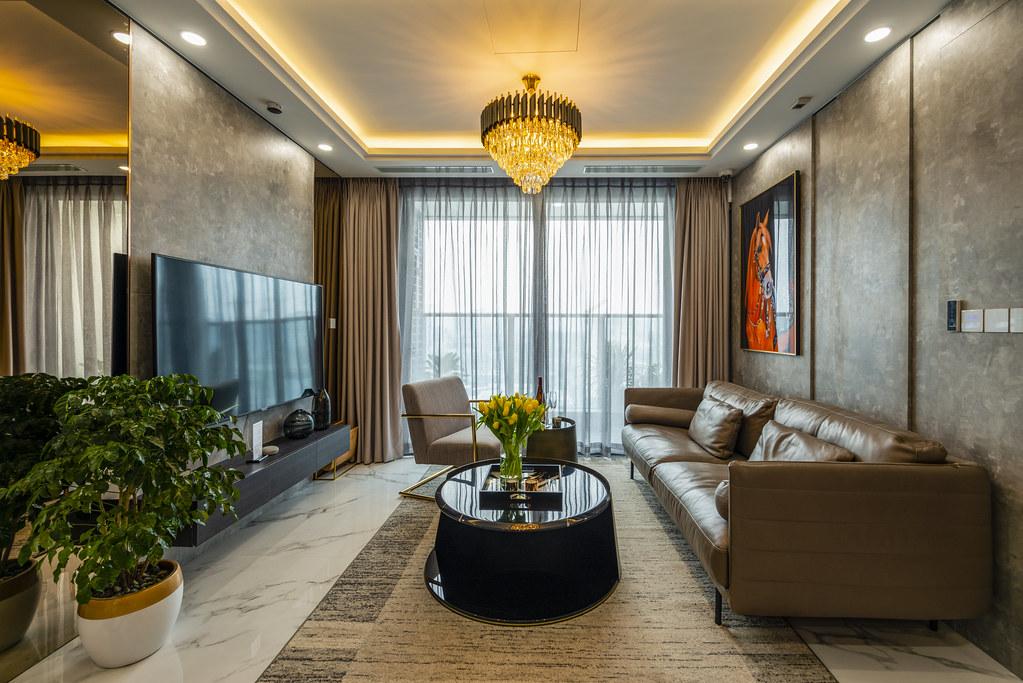 Căn hộ nhà mẫu 4pn Sunshine City Saigon - Đẳng cấp quý tộc 8