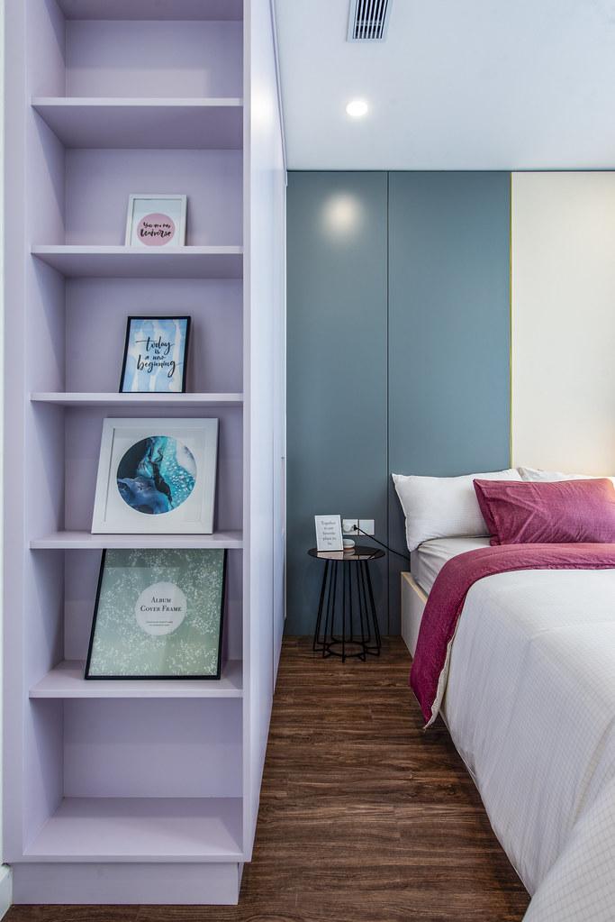 Tham quan căn hộ nhà mẫu 2 phòng ngủ Sunshine City Saigon Quận 7 11
