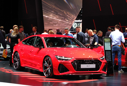 Audi RS7 Sportback Photo
