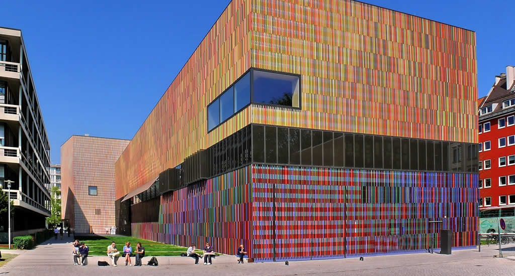 Museum Brandhorst, München | Mooistestedentrips.nl