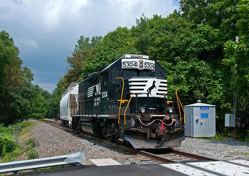 ns norfolksouthern emd gp382 doverdelawareriverrailroad ddrp1 waynenj train railfan railroad