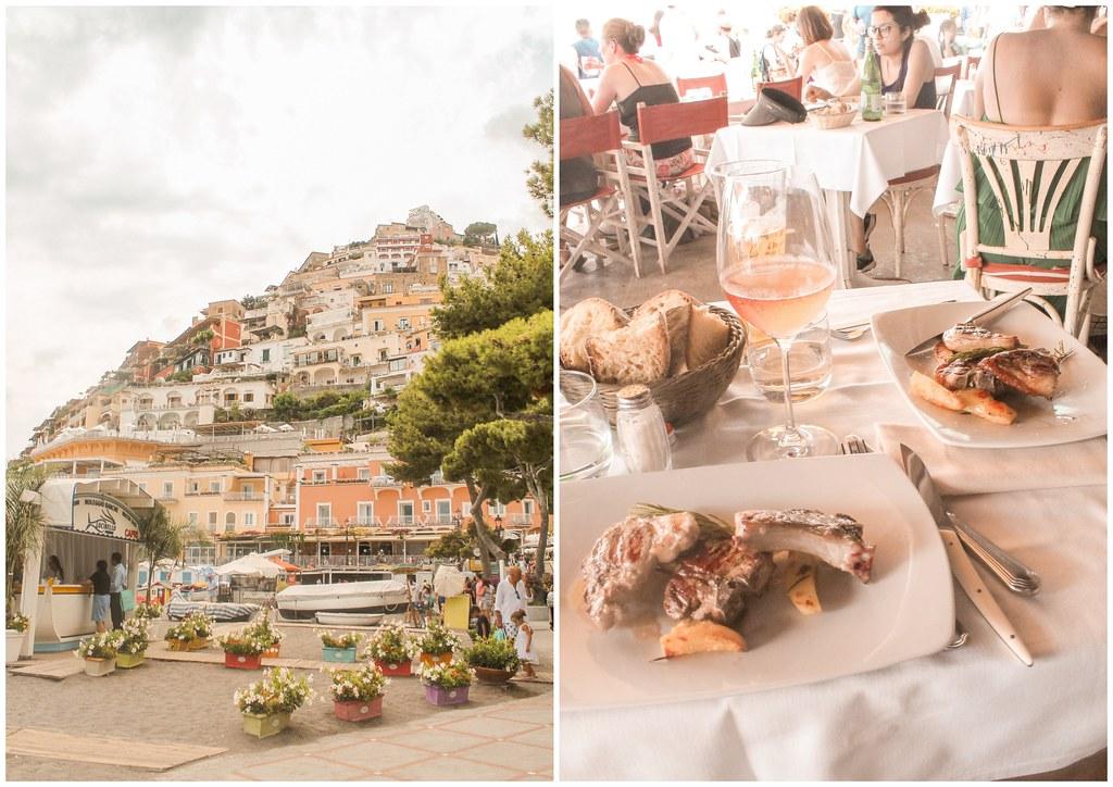 Italy travel diary - Positano