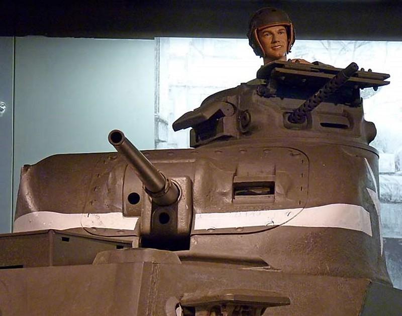 M3A3 Lee Tank 5