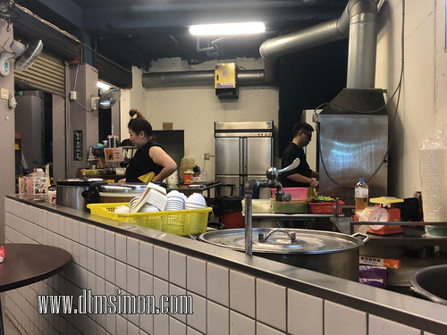 台南阿財牛肉湯
