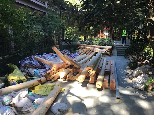 Wooden Temple kit