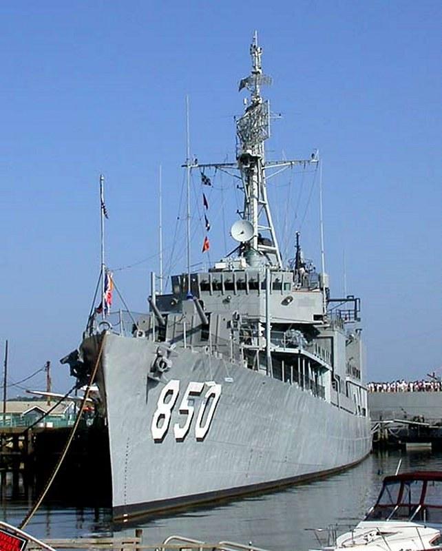 USS Joseph Kennedy DD-850  00002