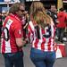 ambiente previo partido Athletic - Rayo