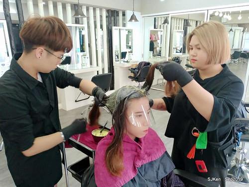 2019.09.10      安安染髮