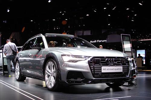 Audi A6 Allroad Photo