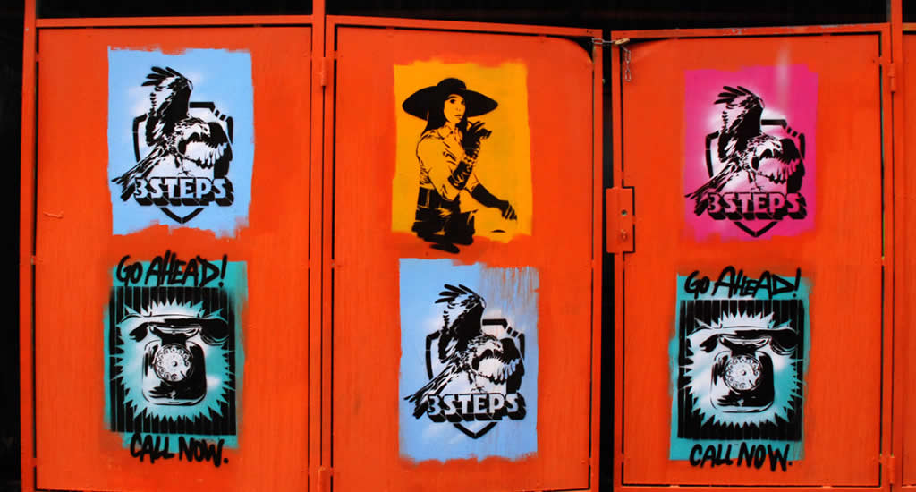 Street art in München | Mooistestedentrips.nl