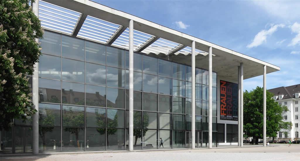Pinakothek der Moderne, München | Mooistestedentrips.nl