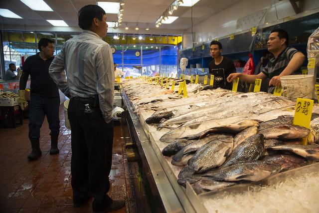 Chinatown Fish Monger