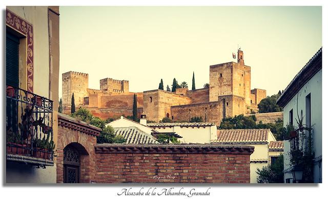 Alcazaba de la Alhambra