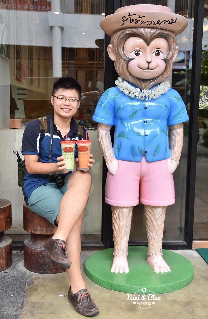 yoong khao hom曼谷美食menu Mega Bangna百貨18